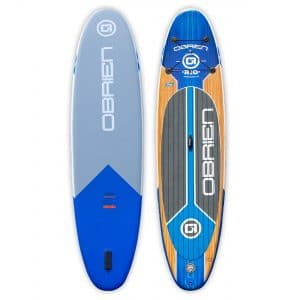 O'BRIEN RIO INFLATABLE STAND UP PADDLEBOARD