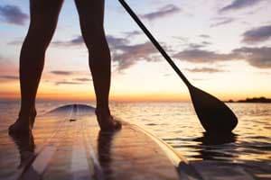Sun Sport Recreation offers Paddle Board Rentals.
